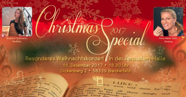 Tickets Christmas Special