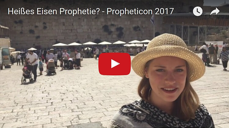 Heißes Eisen Prophetie? - Propheticon 2017 - Bibel-Center