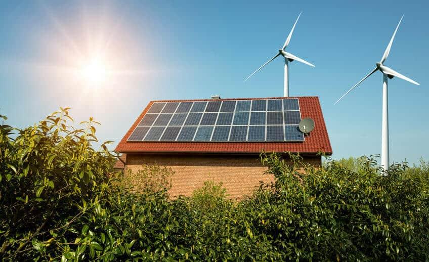 Die erneuerbare Energie für Christen